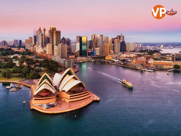Giấc mơ du học Úc trong tầm tay