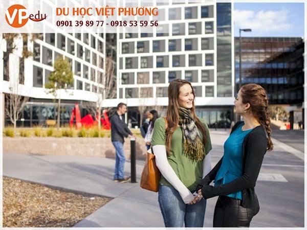 University of Canberra: Môi trường học tập lý tưởng